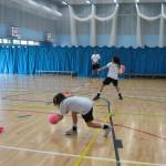 Y9 Dodgeball Competition