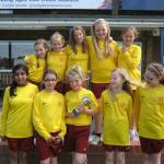 Y5/6 Girls Kwik Cricket Competition