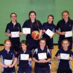 KS3 & KS4 Girls Basketball Tournament