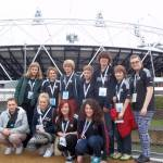 Young Ambassador Visit to Olympic Park