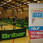 U16 Table Tennis Competition
