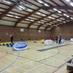 Y5/6 Sports Hall Athletics League begins!