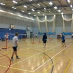 Badminton County Final