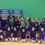 2015 2016 Sports Hall Athletics - Heat 4