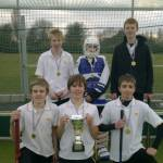 KS3 Boys Hockey CVL - Week 3