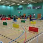 2015/2016 Sports Hall Athletics - Heat 3