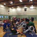 2015/2016 Yr5/6 Indoor Rowing