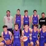 U16s Boys Basketball CVL