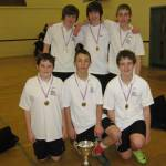 U14's NEL Basketball CVL Final Competition