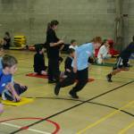 Oasis Wintringham Sportshall Athletics