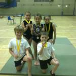 NEL SSP Y1/2 Key Steps Gymnastics Competition