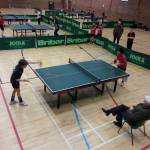 U13 Boys Table Tennis
