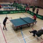 U13 Boys Table Tennis
