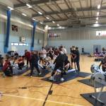 2015/2016 Secondary Indoor Rowing